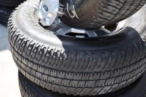 ford f150 17 inch wheels tires