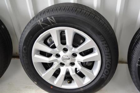 nissan altima 16 inch oem wheels tires