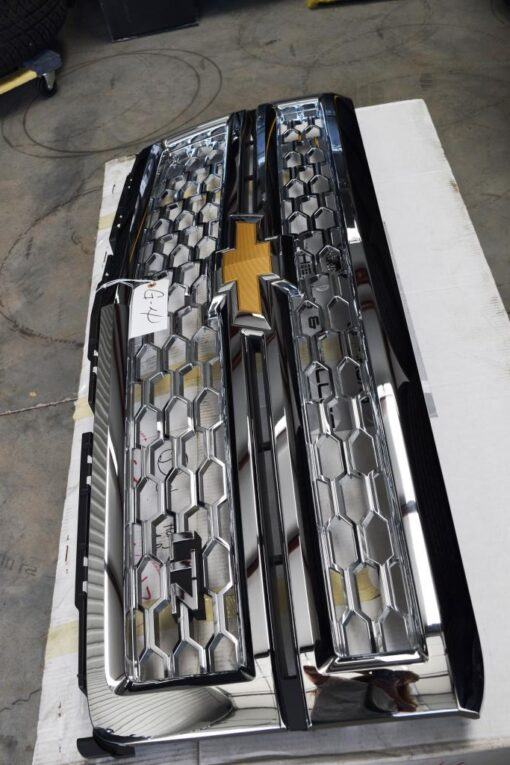 chevy oem factory ltz style grill