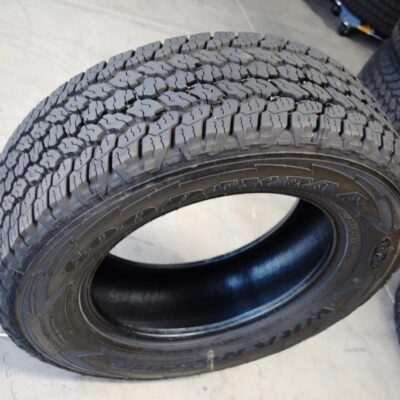 goodyear wrangler adventurer at tires for sale