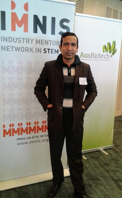 MENTEE - Aminul Islam