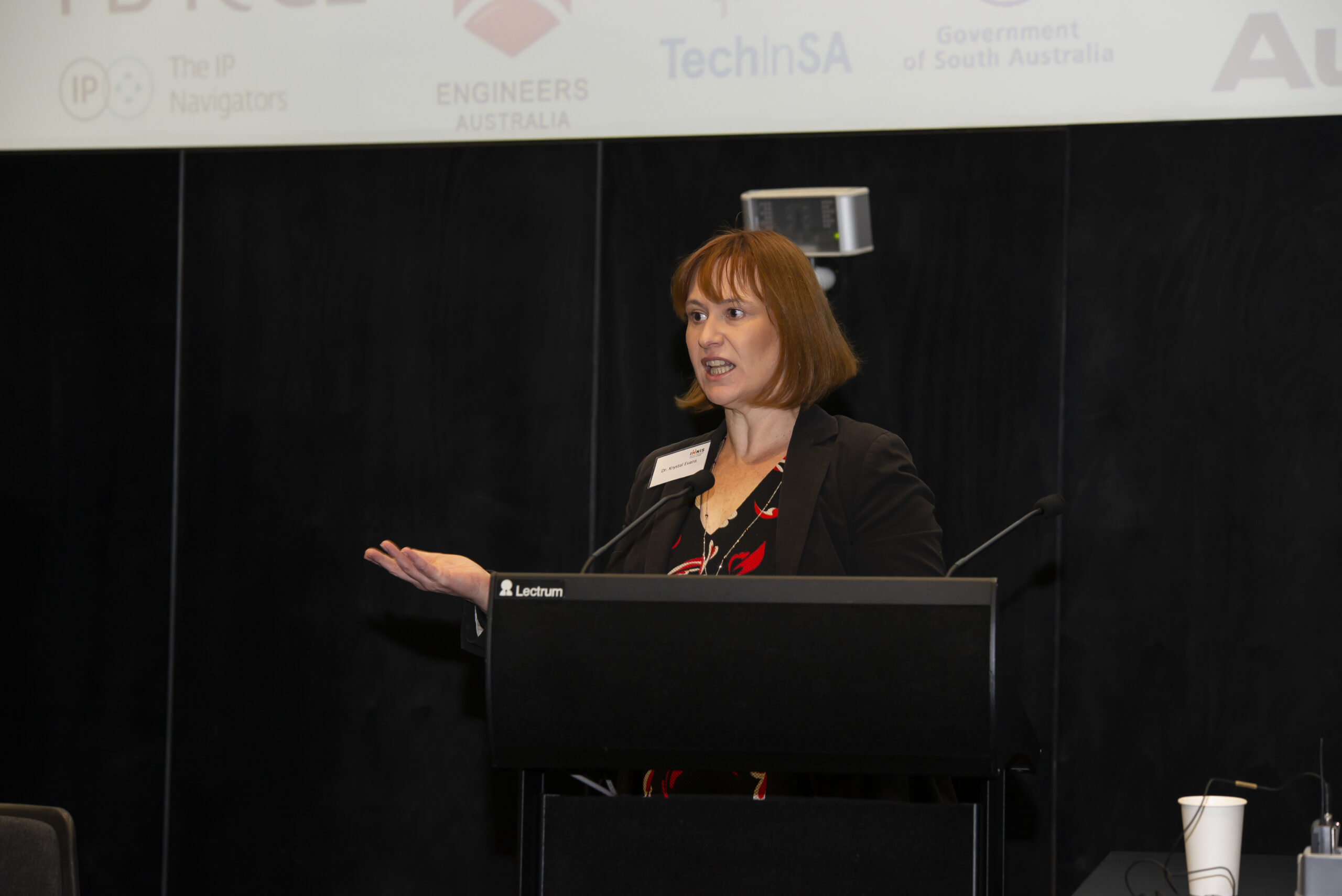 Turning challenge into opportunity: Dr Krystal Evans