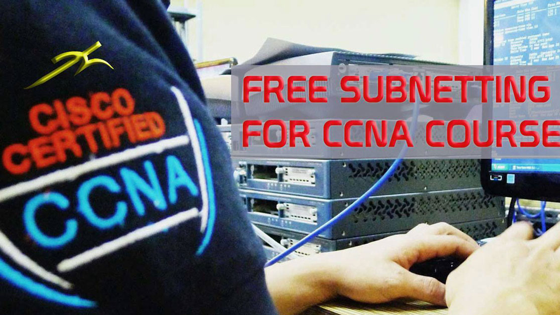 FREE Subnetting and IP Addressing for CCNA Course