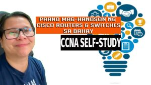 Paano Mag Handson ng mga Cisco Routers & Switches sa
