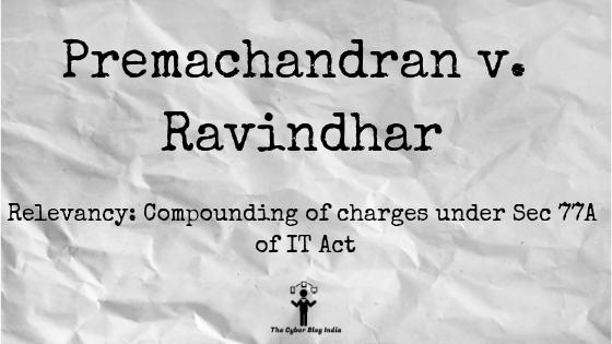 Premachandran v. Ravindha