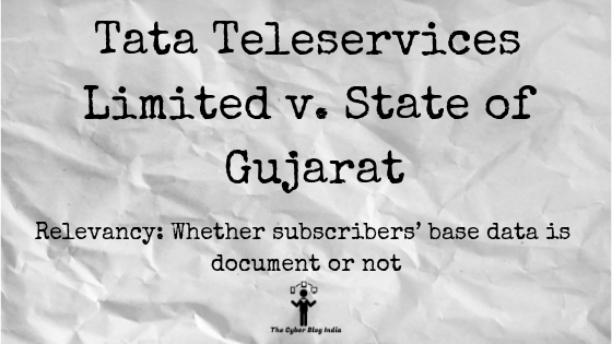 Tata Teleservices Limited v. State of Gujarat