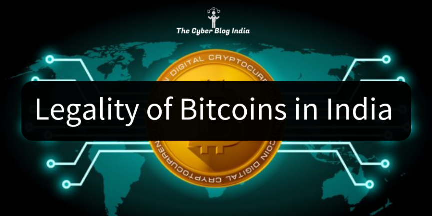Legality of Bitcoins in India