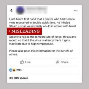 Fake News Example 3