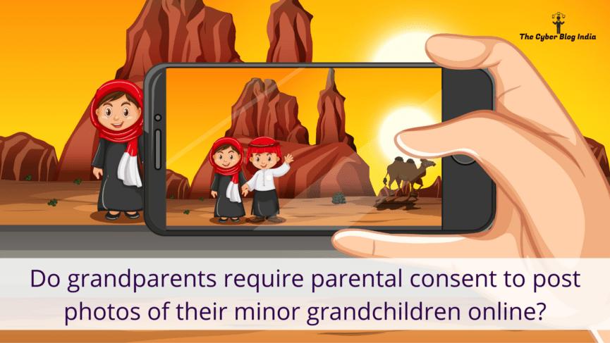 Grandparents require parental consent