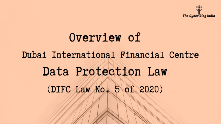 DIFC Data Protection Law 2020