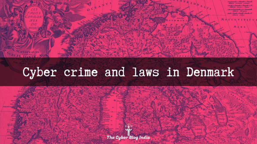 Cyber crime and laws in Denmark