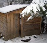 Hillside Hut at Cheeseman Campground