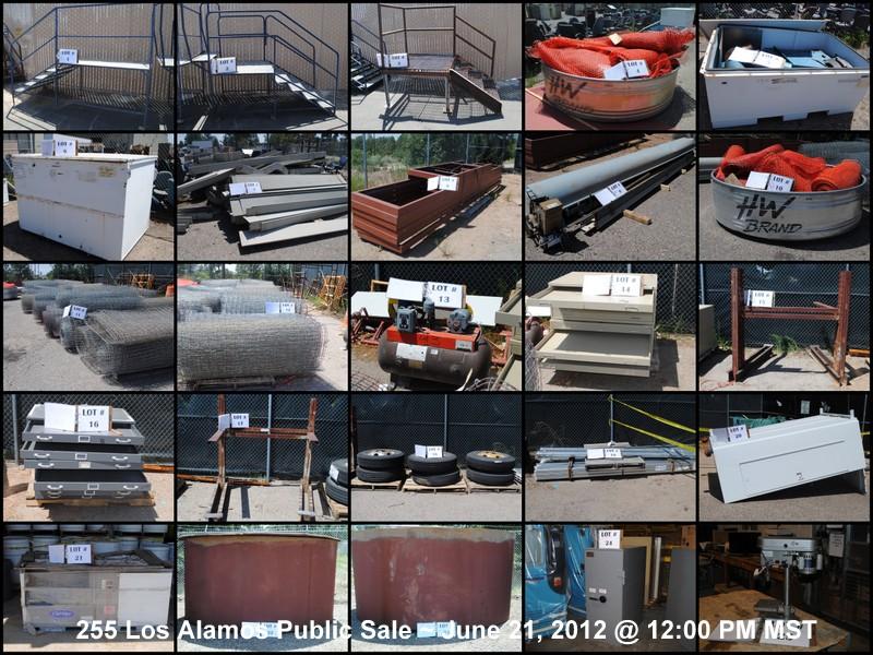 Los Alamos Public Sale ~ June