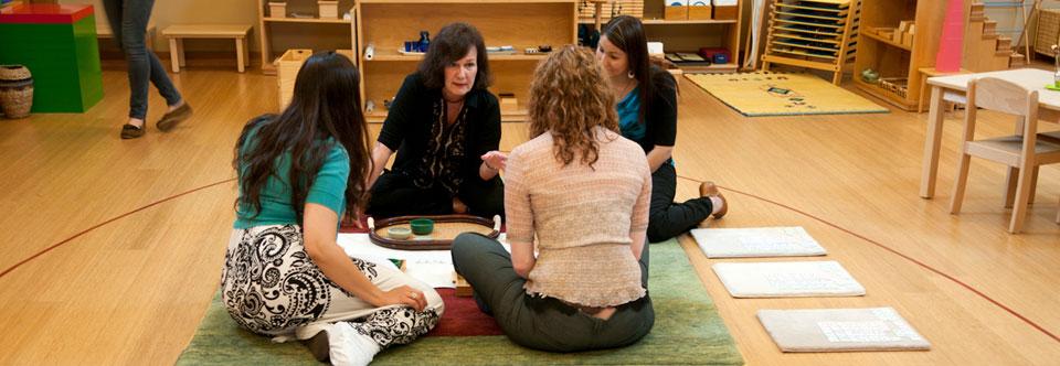 Primary Montessori Training Program