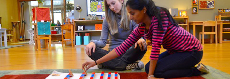 Montessori training education