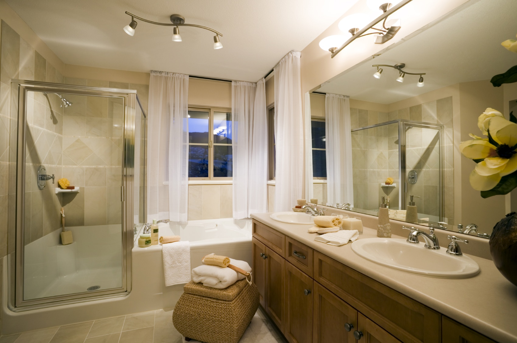 Bathroom Remodel by Elite Craftsmen