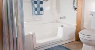 Bathtub Step Out - Elite Craftsmen