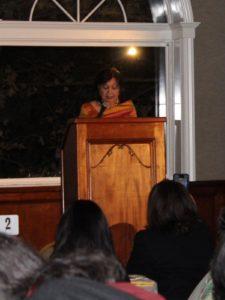 ICA's President, Reshma Nigam