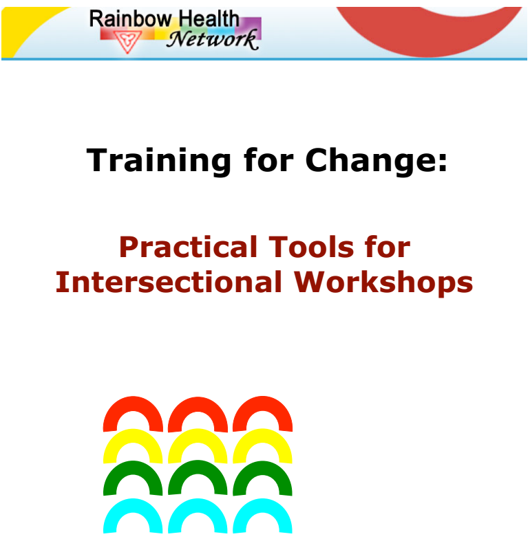 Training for Change: Practical Tools for Intersectional Workshops