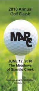 MARC Annual Golf Classic 2018