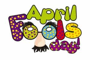 April Fools pranks/jokes
