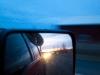 Highway 101 at dawn, Olympic Peninsula, WA USA