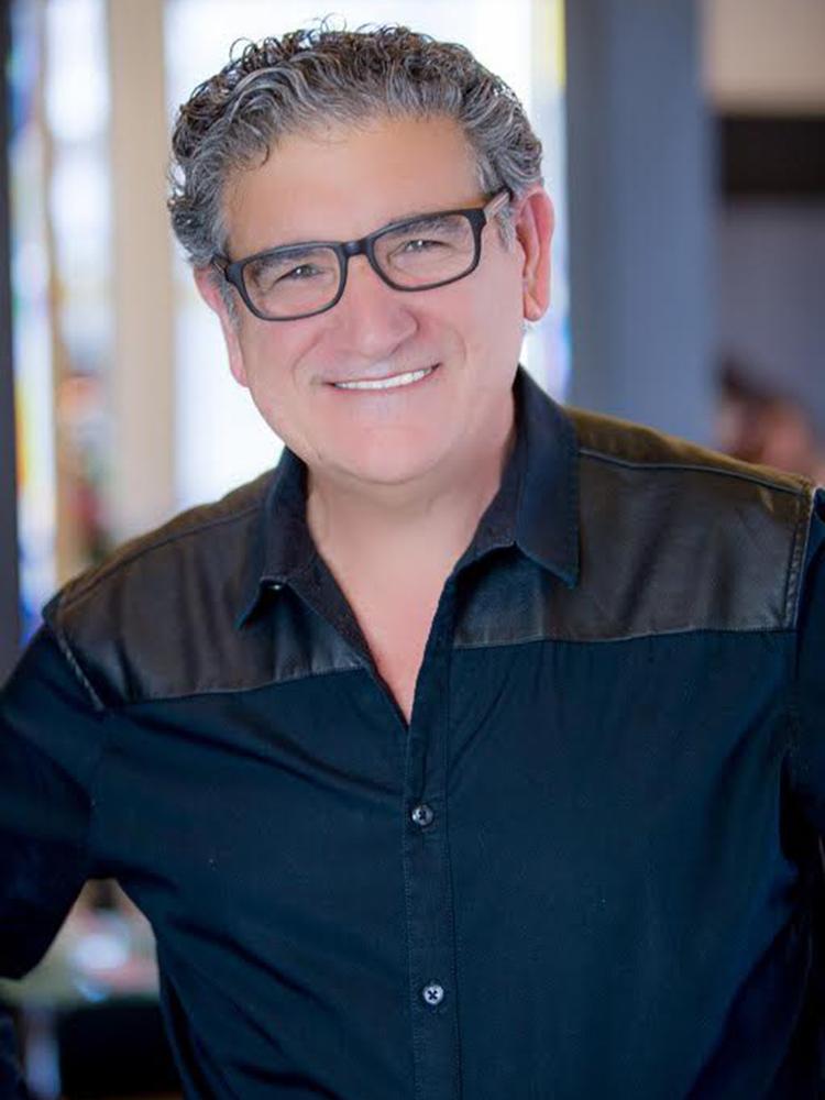 colorist and hair stylist Joe Mitrano
