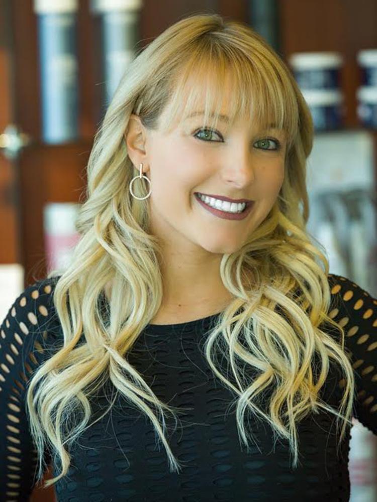 Kara Berg hair stylist and colorist