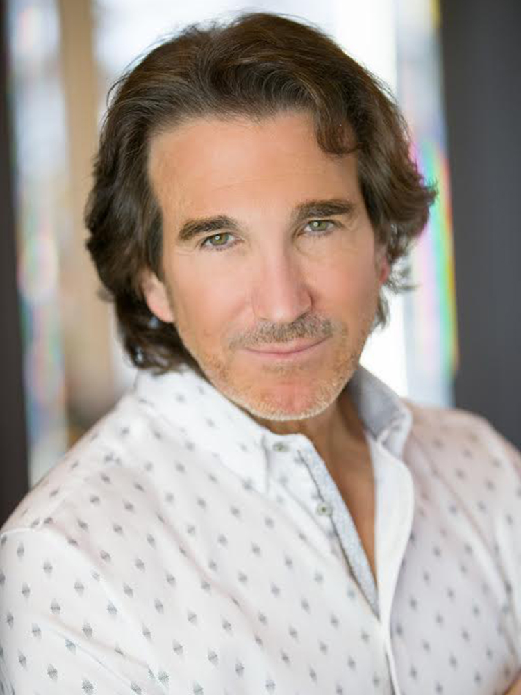 hair stylist and owner of HairMates Michael Mitrano