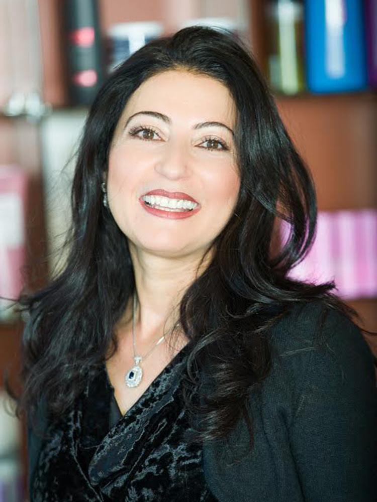 Esthetician Silva Mizher at HairMates Salon