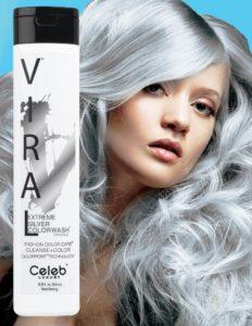 Photo of VIRAL Bold Tones Extreme Silver Colorwash Shampoo Bottlesold atStoneham Hair Salon