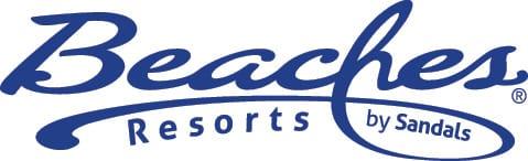 Beaches Logo Royal (Small Execution)