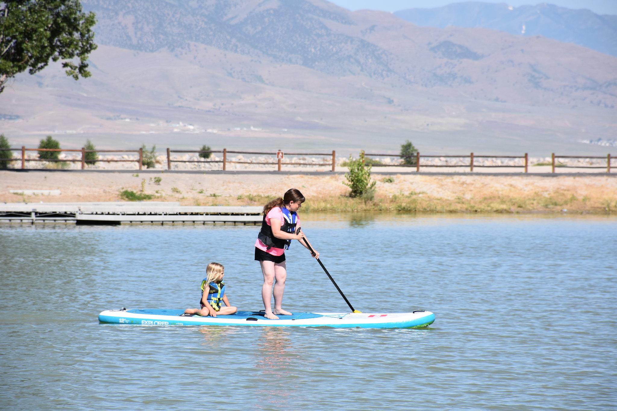 How to Enjoy Utah Lake, Safely