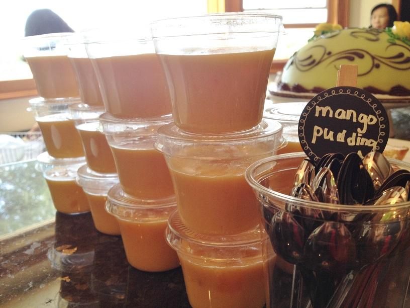 Amazing Mango Pudding Recipe 2