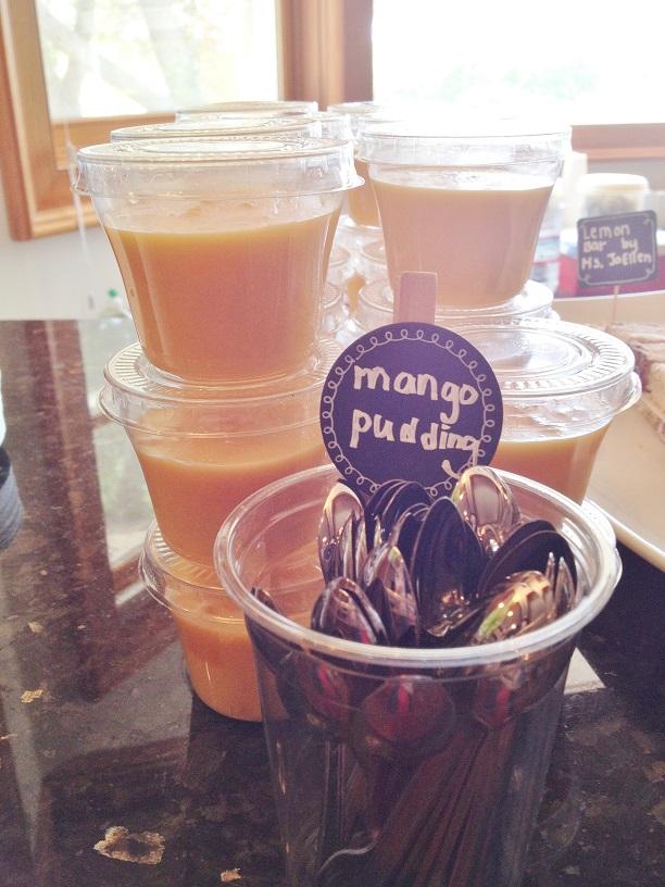 Amazing Mango Pudding Recipe