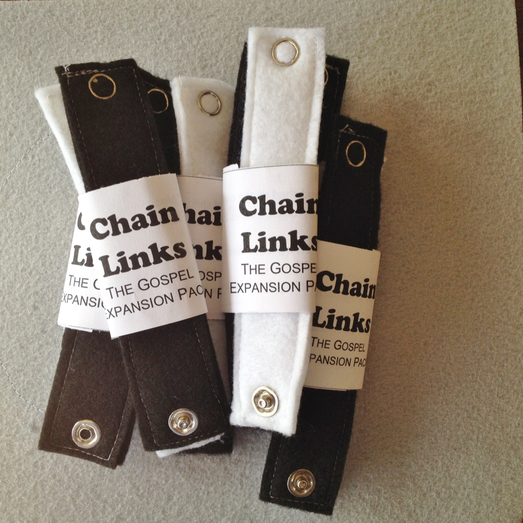 Chain Links, The Gospel Expansion Pack
