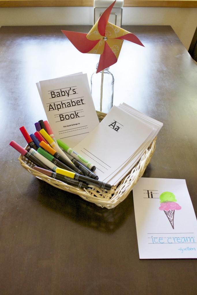 Baby ABC Book Template (5)