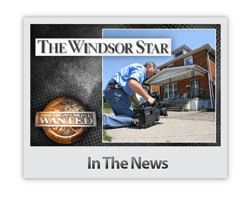 America's Most Wanted Comes to Windsor to Join Imeson Hunt