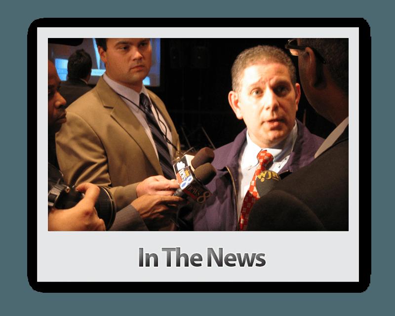 Future Media Corporation Teleprompts Bernero's Big Gamble