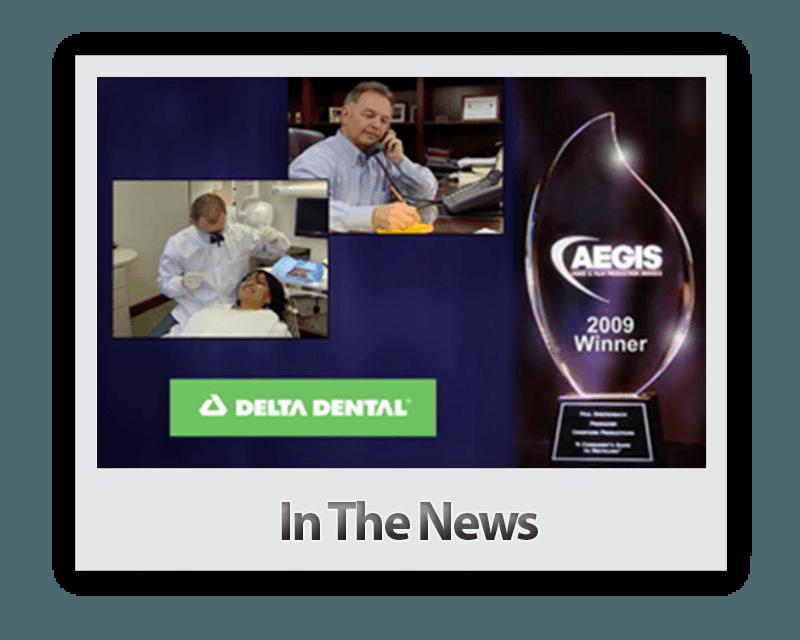 Delta Dental Videos Earn Award!
