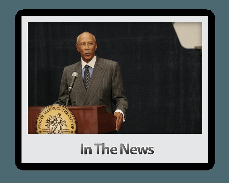 Mayor Bing Delivers City of Detroit Financial Update