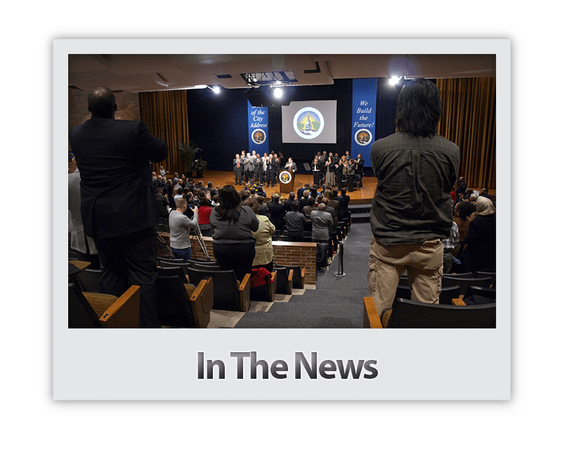 Lansing Mayor Virg Bernero's 2010 State of the City Address Speech