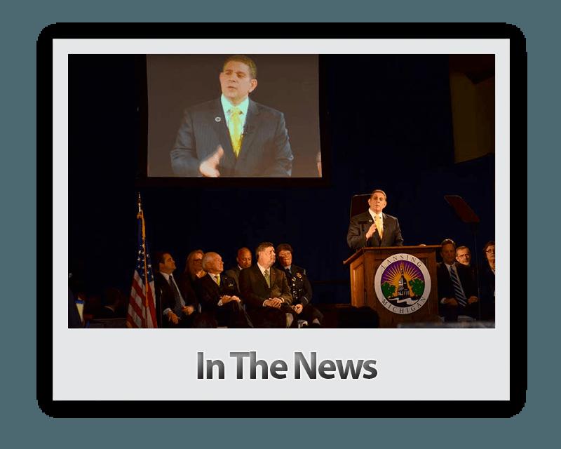Lansing Mayor Virg Bernero's 2013 State of the City Address Speech