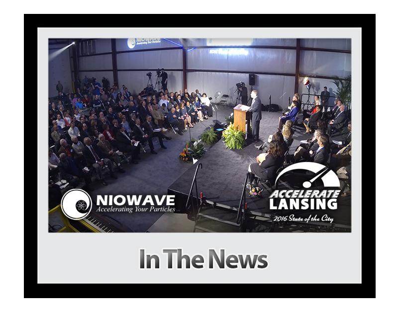 Lansing Mayor Virg Bernero's 2016 State of the City Address Speech