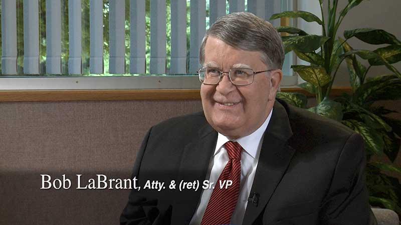 Bob LaBrant interview - Michigan Political History Society