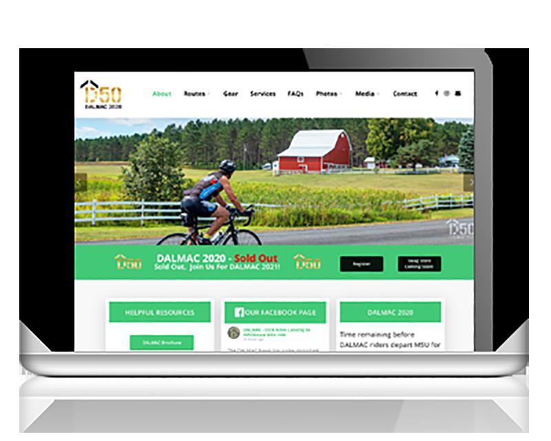 DALMAC Website