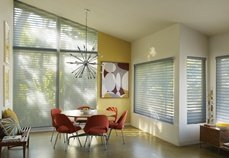 blinds shades window coverings dining rooms fort lauderdale fl