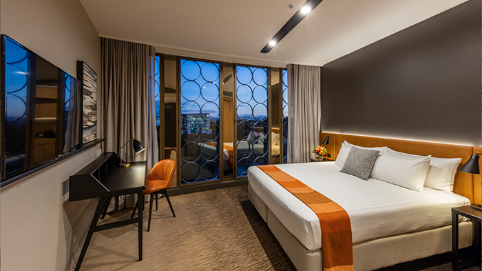 Vibe Hotel Canberra Airport. Photo: TFE Hotels