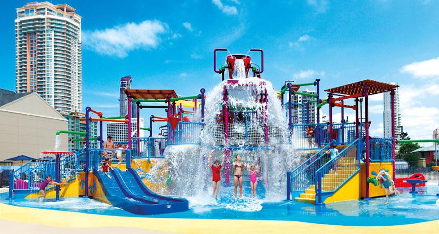 Image: Paradise Resort Gold Coast