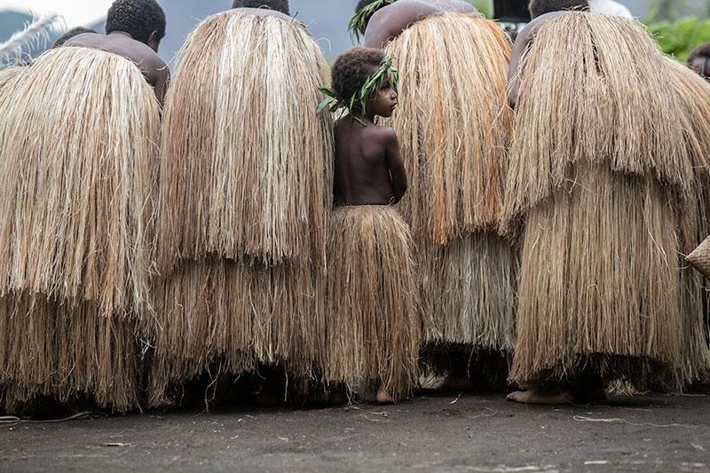 Vanuatu locals. Supplied.